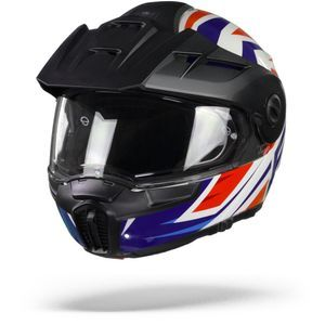 Schuberth E1 Tuareg Red