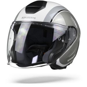 Schuberth M1 Pro Outline Casque Jet Gris