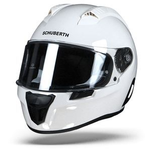 Schuberth SR2 Blanc Brillant