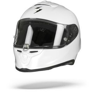 Scorpion EXO-R1 Air Pearl White