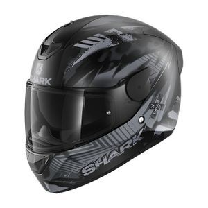 Shark D-Skwal 2 Penxa Mat Black Anthracite Anthracite KAA