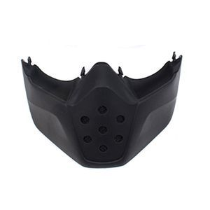 SHARK RAW / DRAK MASK BLANK BLACK