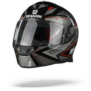 Shark Skwal 2 Draghal KAR Black Anthracite Red