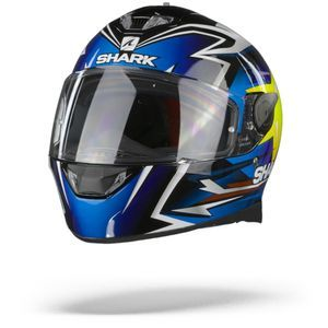 Shark Skwal 2 Oliveira KBY Black Blue Yellow