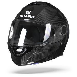 Shark Spartan Carbon 1.2 Skin DKA Carbon Black Anthracite