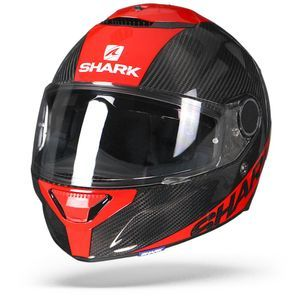 Shark Spartan Carbon 1.2 Skin DRR Carbon Red Red