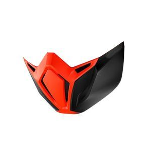 Shark Street Drak Orange Mask