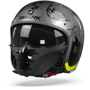 Shark S-Drak 2 Tripp In AAY Anthracite Anthracite Yellow