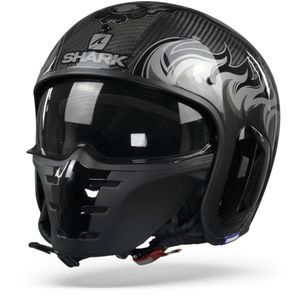 Shark S-Drak 2 Carbon Dagon DAA Carbon Anthracite Anthracite