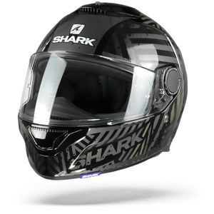 Shark Spartan 1.2 Kobrak Black Anthracite Anthracite KAA