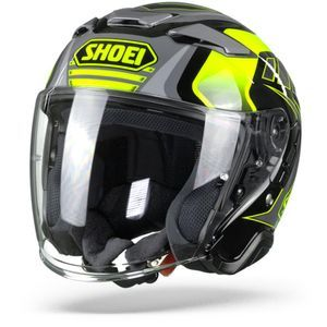Shoei J-Cruise II Aglero TC-3 Casco Jet