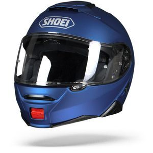 Shoei Neotec II Blau Metallic Matt