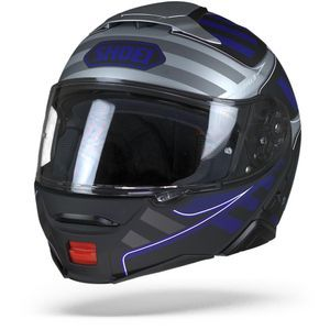 Shoei Neotec II Splicer TC-2 Azul Casco Integral