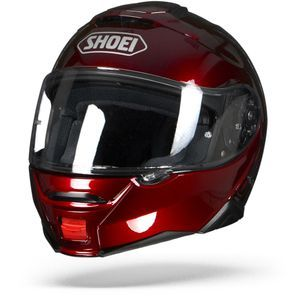 Shoei Neotec II Rouge Vin