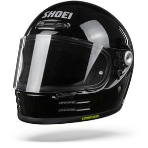 Shoei Glamster Black