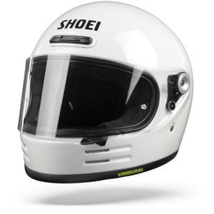 Shoei Glamster Casque Intégral Off Blanc