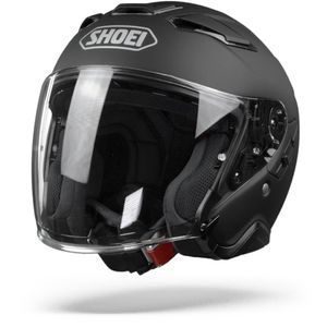 Shoei J-Cruise II Casco Jet Negro Mate