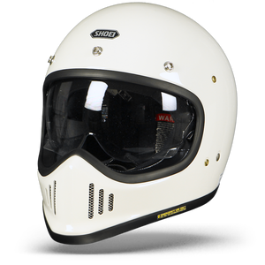 Shoei Ex-Zero Off Blanco