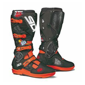 Sidi Crossfire 3 SRS JP61 Prado Orange Black