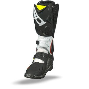 Sidi Crossfire 2 White Black Yellow Fluo