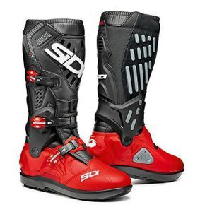 Sidi Atojo SRS Red Black
