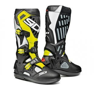 Sidi Atojo SRS White Black Yellow Fluo
