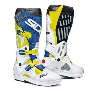 Sidi Atojo SRS Yellow Fluo White Blue