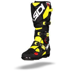 Sidi Crossfire 2 SRS Yellow Fluo Black