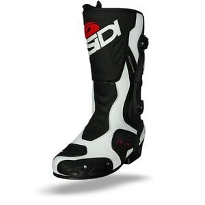 Sidi Roarr White Black