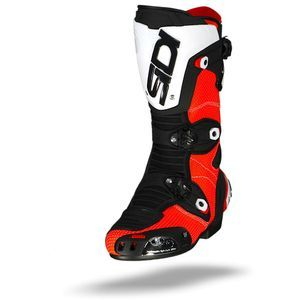 Sidi Mag-1 Air Red Fluo Black
