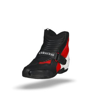 Alpinestars SMX-1 R Black White Red