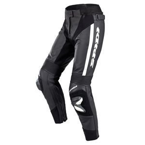 SPIDI RR PRO 2 LADY BLACK WHITE MOTORCYCLE PANTS