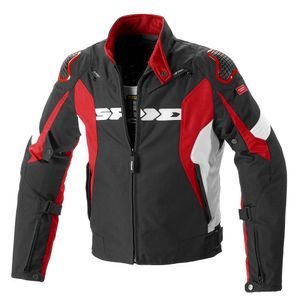 Spidi Sport Warrior H2Out Red
