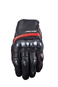 Five Sportcity S Gants Carbone Noir Rouge