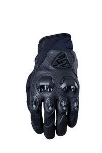 Five Stunt Evo Leather Air Gants Noir