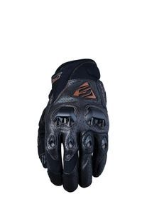 Five Stunt Evo Leather Air Gants Marron