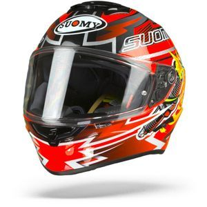 Suomy Stellar Boost Casque Intégral Orange