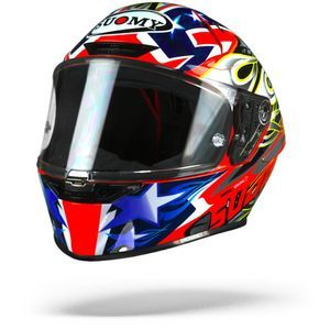 Suomy SR-GP Glory Race Blue Red White Black Yellow