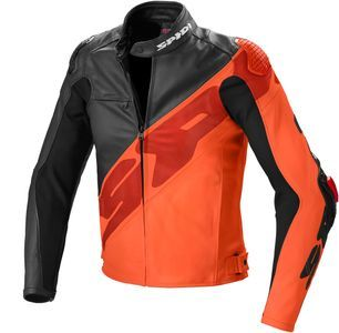 Spidi Super-R Black Orange