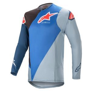 Alpinestars Supertech Blaze Blue Black