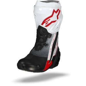 Alpinestars Supertech R Black White Red