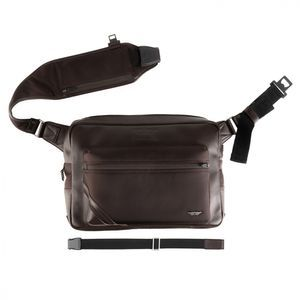 Artonvel Original Full Brown Messenger Bag
