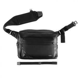 Artonvel Original Black Messenger Bag