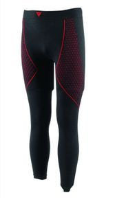 Dainese D-Core Thermo Pants LL Sous-Pantalon Noir Rouge