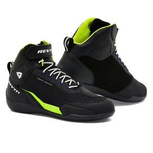 REV'IT! G-Force H2O Black Neon Yellow