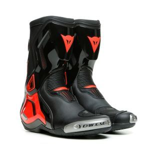 Dainese Torque 3 Out Schwarz Fluo Rot