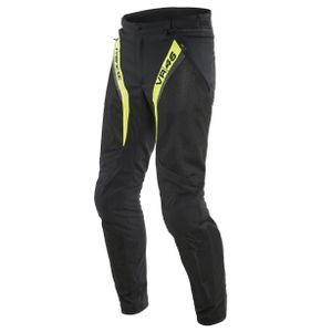Dainese VR46 Grid Air Tex Black Fluo Yellow