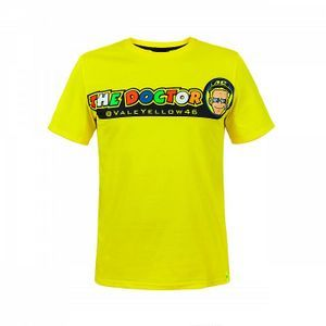 VR46 Classic Cupolino Yellow