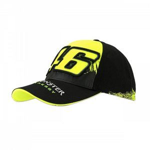 VR46 MONSTER DUAL REPLICA MULTICOLOUR CAP