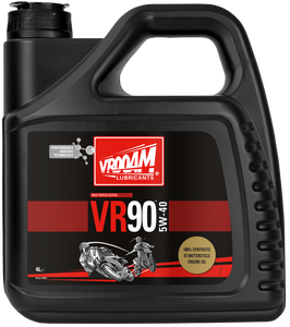 VROOAM VR90 ENGINE OIL 5W-40 4 L